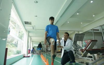 Cedera saat Olahraga Jangan Langsung Dipijat, Simak Bahayanya