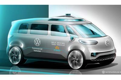 Volkswagen Hadirkan Mobil Listrik Tanpa Sopir, Siap Mengaspal 2022