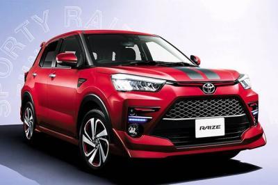 Toyota Raize, Mobil SUV Kaya Fitur, Bermesin Turbo dengan Harga Rp140 Jutaan