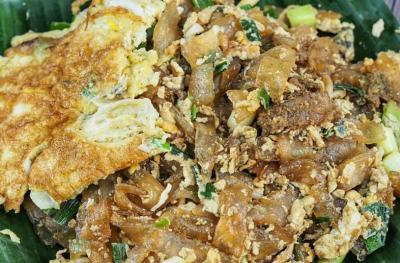 Menjajal Racikan Mi Balap Seafood Khas Medan, Yummy!
