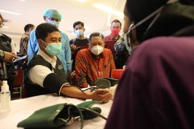 Wamenkes: 2 Kasus Pertama Mutasi Covid-19 dari Inggris Ditemukan di Indonesia
