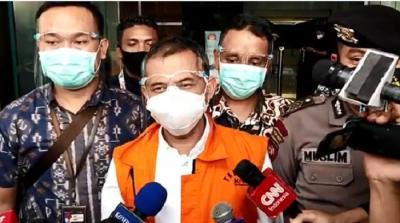 KPK Selisik Sumber Gratifikasi Wali Kota non-aktif Cimahi Ajay Priatna