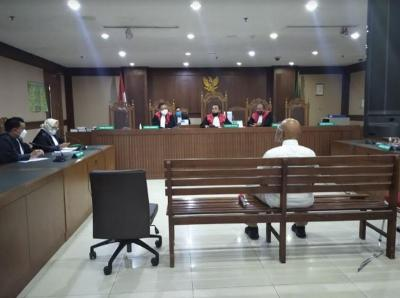 Korupsi Dana Triathlon, Mark Sungkar Didakwa Rugikan Negara Rp694 Juta