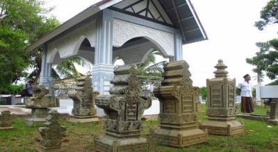 Pemerintah Pusat Diminta Pugar Situs-Situs Bersejarah di Gampong Pande Aceh