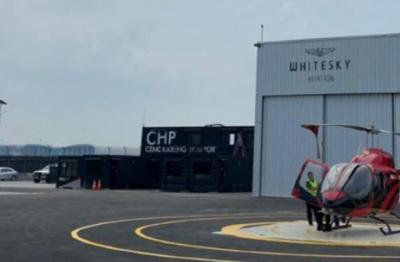 Antimacet, Taksi Terbang Kini Hadir di Bandara Soekarno-Hatta