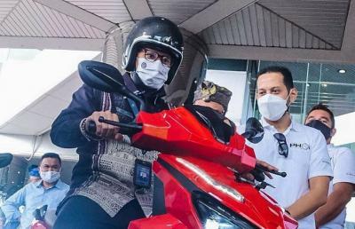 Sandiaga Uno Dukung Pengembangan Wisata Berbasis Otomotif