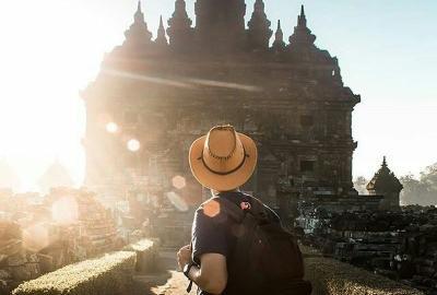 Berkunjung ke Candi Plaosan, Artefak Paling Romantis di Jawa Tengah
