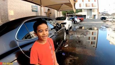Viral Bocah Madura Jadi Miliarder di Arab Saudi karena Warisan