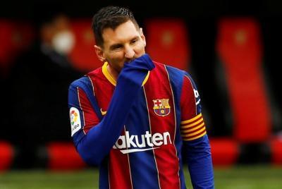 Lionel Messi Didoakan Main Buruk saat Barcelona Hadapi Sevilla