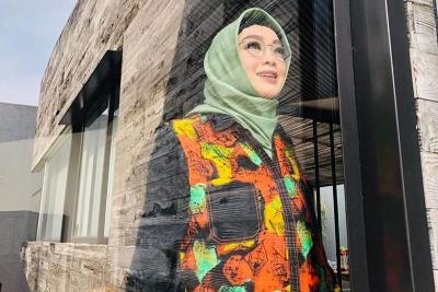 Rina Gunawan Punya Penyakit Asma Sebelum Positif Covid-19