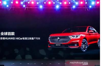 Huawei Akan Rilis Mobil Listrik, Libatkan Changan Auto dan BAIC