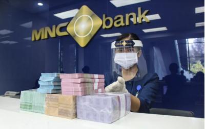 Saham MNC Bank Meroket 34,7%