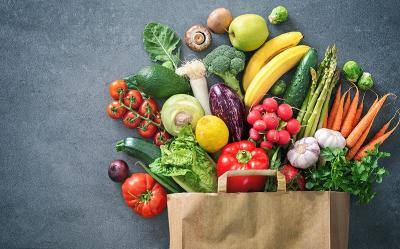 Ingin Panjang Umur? Makan 2 Buah dan 3 Sayur Setiap Hari