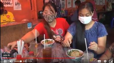 Viral Mie Ayam Murah di Bantul, Laris Manis Diserbu Pembeli
