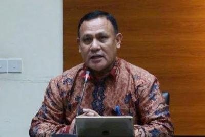 Ketua KPK Minta Waktu Bakal Bongkar Kasus Suap Ditjen Pajak