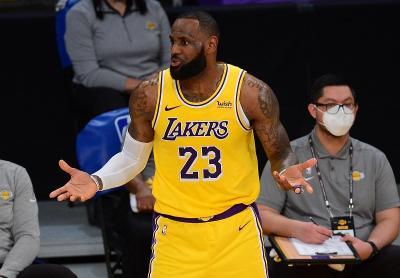 Hasil Pertandingan NBA 2020-2021 Hari Ini: LA Lakers dan Clippers Kompak Telan Kekalahan