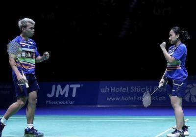 Melenggang ke 16 Besar Swiss Open 2021, Rinov Pitha Ungkap Kunci Sukses