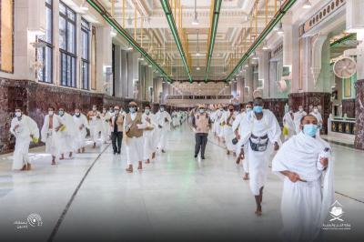 Masuk Arab Saudi di Musim Haji 2021, Wajib Suntik Vaksin COVID-19!