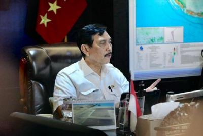 Punya Peran Strategis, Luhut Minta Kominfo Dukung Digitalisasi Produk Wisata Indonesia