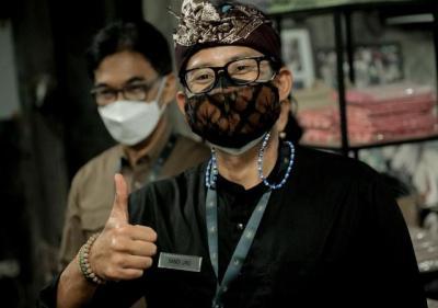 Sandiaga Uno Optimistis Program 'Exotisme Lombok' Bisa Pulihkan Ekonomi Indonesia