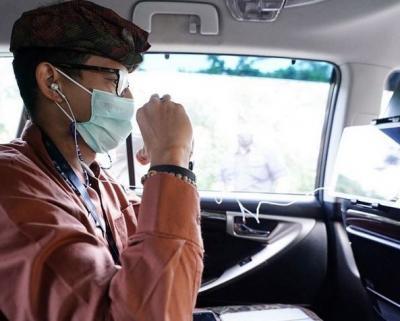 Kasus Corona di Bali Menurun, Sandiaga Uno Beri Sinyal Buka Travel Bubble