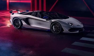 Masalah Kap Mesin, Lamborghini Tarik 221 Unit Aventador SVJ