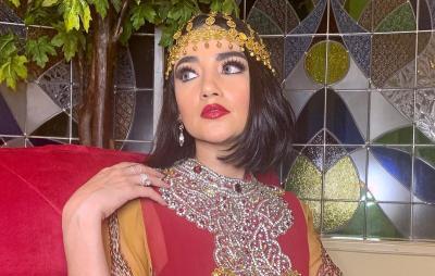 5 Potret Cantik Tsania Marwa, Mirip Cleopatra!