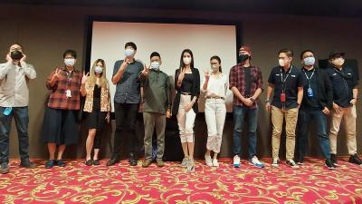 Original Series Vision+ Berjudul Skripsick, Cerita Perjuangan Mahasiswa Abadi