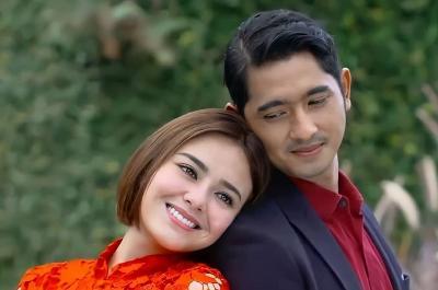 Gantengnya Arya Saloka Bonceng Amanda Manopo Naik Moge, Netizen: Andin Pegangan yang Erat