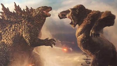 Bersiap, Film Godzilla VS Kong Rilis 26 Maret di China