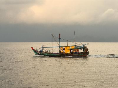 Selain Ditenggelamkan, Kapal Illegal Fishing Dimanfaatkan untuk Riset