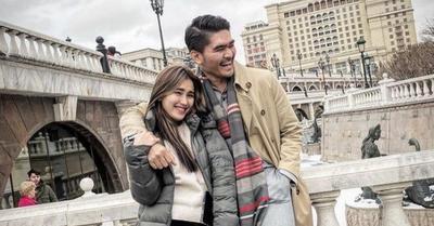 Ayu Ting Ting Panggil Brata Angga Sayang, Netizen Ramai