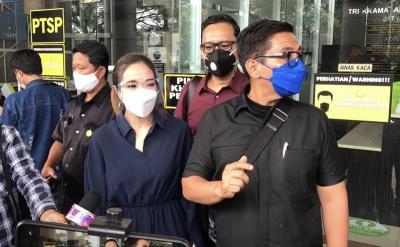 Harapan Gisel usai Pelaku Penyebar Video Syur Diproses Hukum