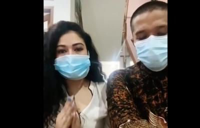 Wanita Pamer Mobil Dinas TNI Mengaku Khilaf, Buat Pelat Nomor Palsu di Bandung