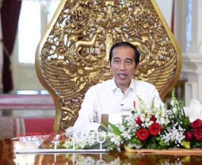 Lapor SPT Tahunan PPh secara Online, Jokowi: Sangat Mudah