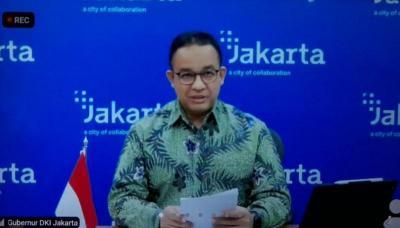 Anies Paparkan Konsep Jakarta Kolaborasi City 4.0