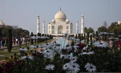 Taj Mahal Ditutup karena Ancaman Bom, 1.000 Turis Diminta Tinggalkan Lokasi