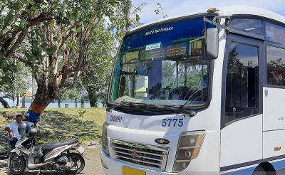 Cilacap Buka Rute Angkutan Perintis di Jalur Wisata