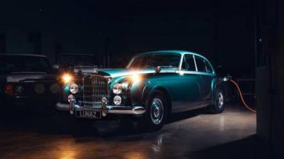 Bentley Hadirkan Mobil Klasik Listrik Pertama di Dunia