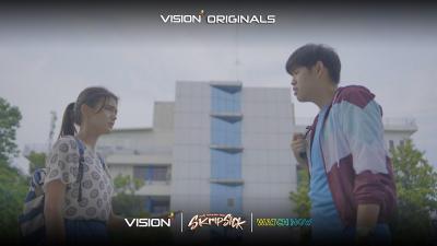 Bocoran Episode 11 Series Skripsick yang Tayang di Vision+