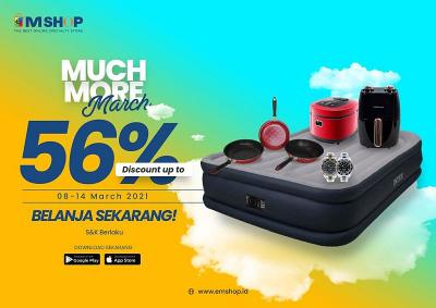 WOW! eMShop Beri Diskon Up To 55%