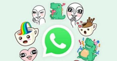 Ini Cara Membuat Stiker WhatsApp Sendiri