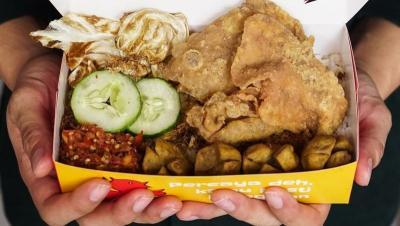 Berburu Nasi Kulit di Jakarta, di Mana Saja Tempatnya?