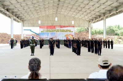 Prabowo Beri Penghargaan Warga NTT yang Setia Pada NKRI
