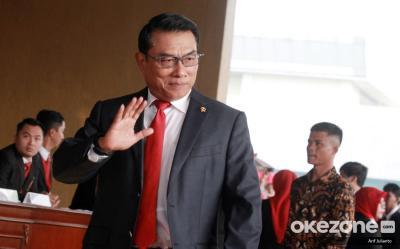 Perjalanan Moeldoko: Diangkat Jadi Panglima TNI Oleh SBY, Kini Akuisisi Partai SBY