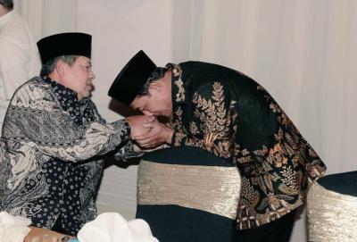 SBY: Moeldoko Tega dan Berdarah Dingin Melakukan Kudeta!