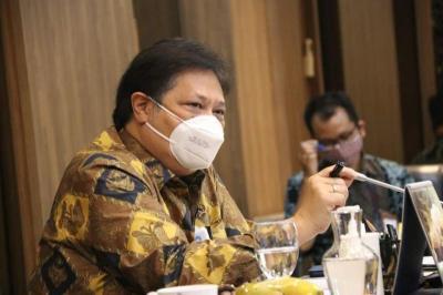 Airlangga Beberkan Keberhasilan Pemerintah Hadapi Masa Pandemi Covid-19