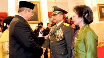 Menyesal Tunjuk Moeldoko sebagai Panglima TNI, SBY: Saya Mohon Ampun pada Allah