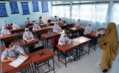 Sekolah Tatap Muka di Tangerang Selatan, Begini Skenarionya