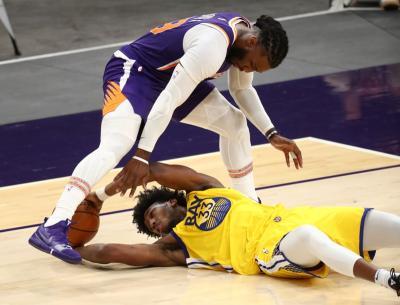 Hasil Pertandingan NBA 2020-2021 Hari Ini: Golden State Warrios Keok Lagi